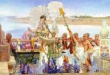 Puzzle 2000 - The Finding of Moses Sir Lawrence Alma-Tadema